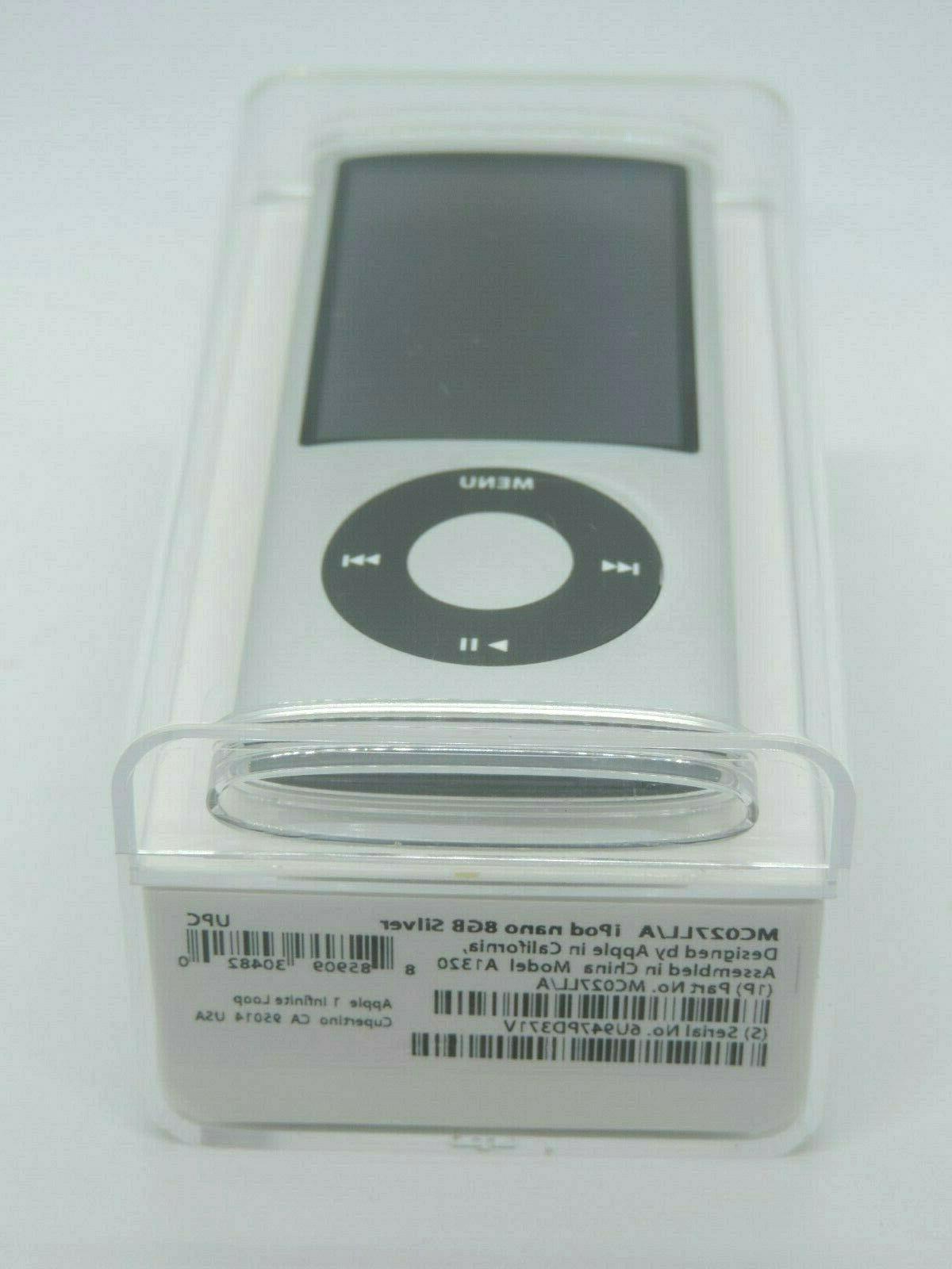 Apple iPod nano 5th Generation Player