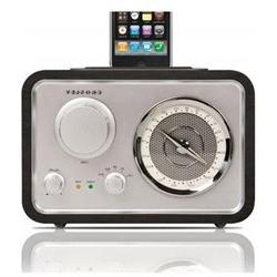 Crosley iSolo Radio Tuner - Dock Interface