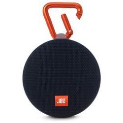 JBLCLIP2BLK JBL Clip 2 Waterproof Portable Bluetooth Speaker