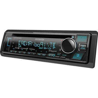 Kenwood KDC-BT375U CD Receiver Player Bluetooth Aux