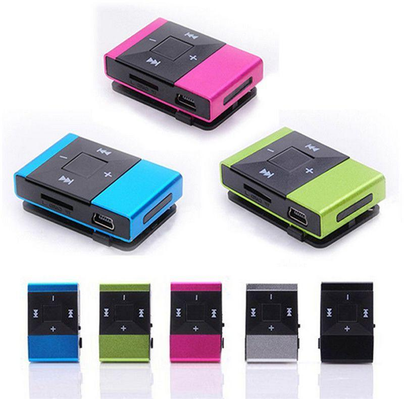 Light USB Player Support TF Music Mini