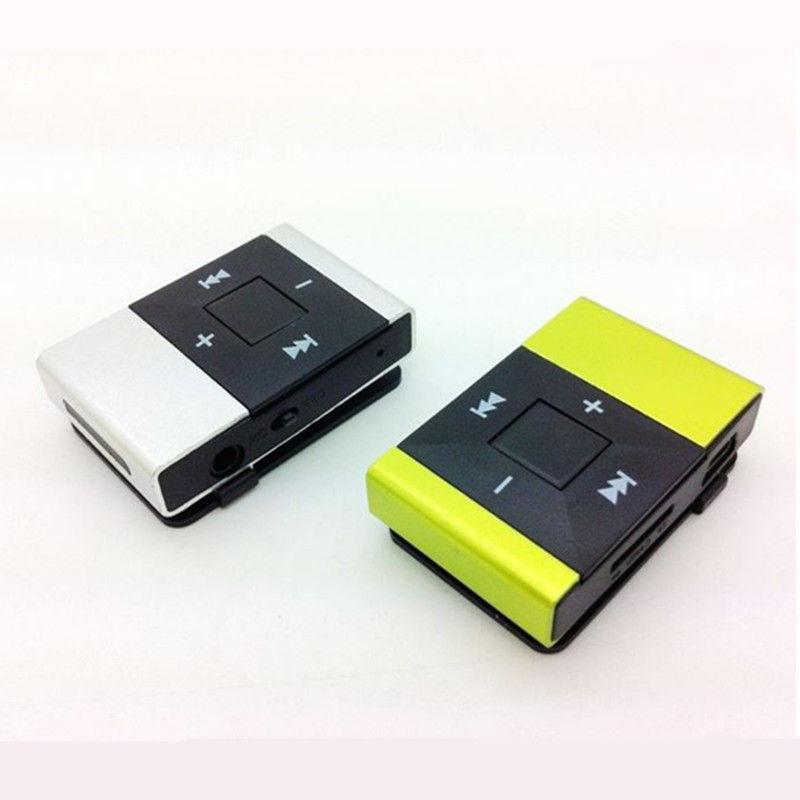 Light MP3 Player Support Micro SD TF Mini Speaker