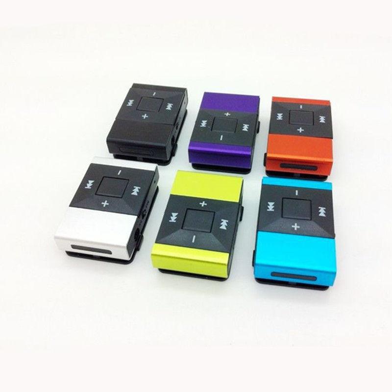 Light USB Player Support Micro TF Card Music Mini Speaker