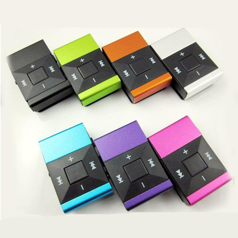 light clip usb mp3 player support micro