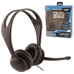 KMD Live Chat Headset With microphone For Sony PS4 Black Sma