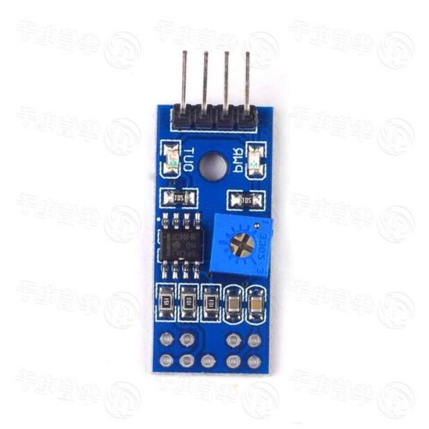 LM393 small potentiometer pin /