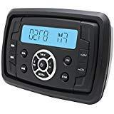 Marine Stereo Audio MP3 Radio FM AM Bluetooth Music with USB