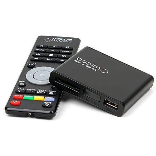 Compact Digital 1080p Full-HD w/ Cable