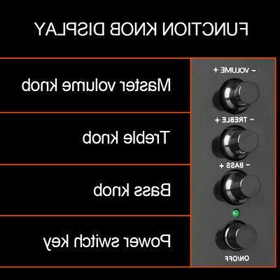 Mini Desktop Speakers Player Subwoofer