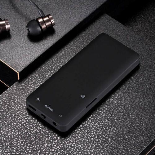 AGPtEK MP3 Lossless Sound Player 32GB 100