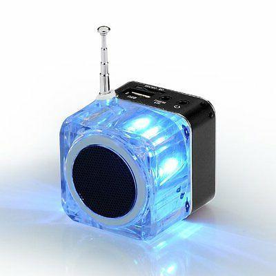 Qich® SD/TF USB FM