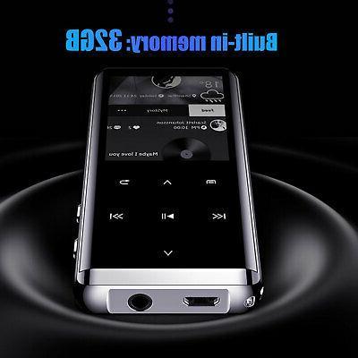 32GB Screen Recorder Speaker+Earphone