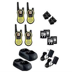 Motorola Talkabout 2 Way Radio with 22 Channels and Range of