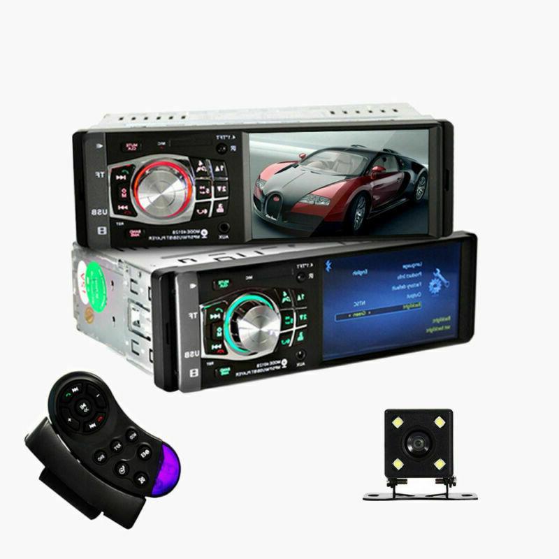 MP3 USB Rear Camera