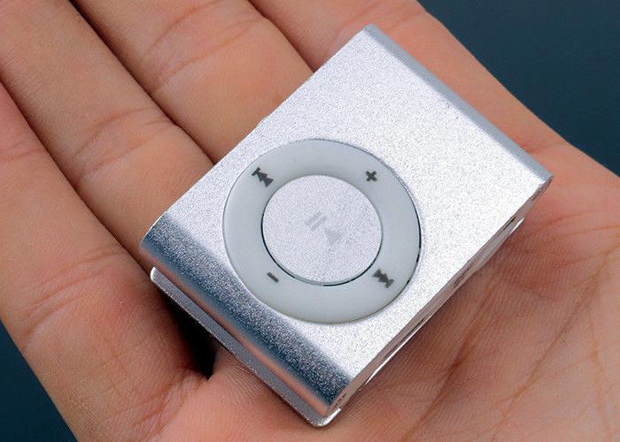 MP3 Clip Support 32GB SD TF