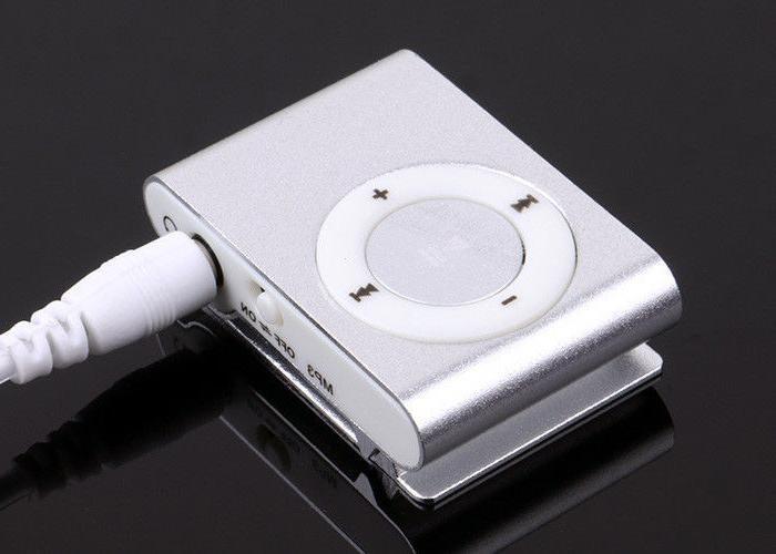 MP3 Clip 32GB SD