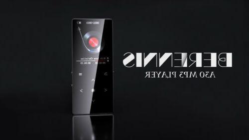 MP3 Player Bluetooth BERENNIS Sound Metal