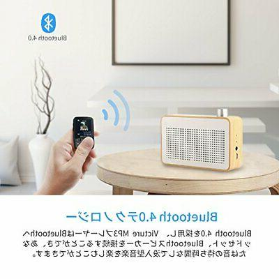 Victure mp3 player Bluetooth-enabled HIFI 9...