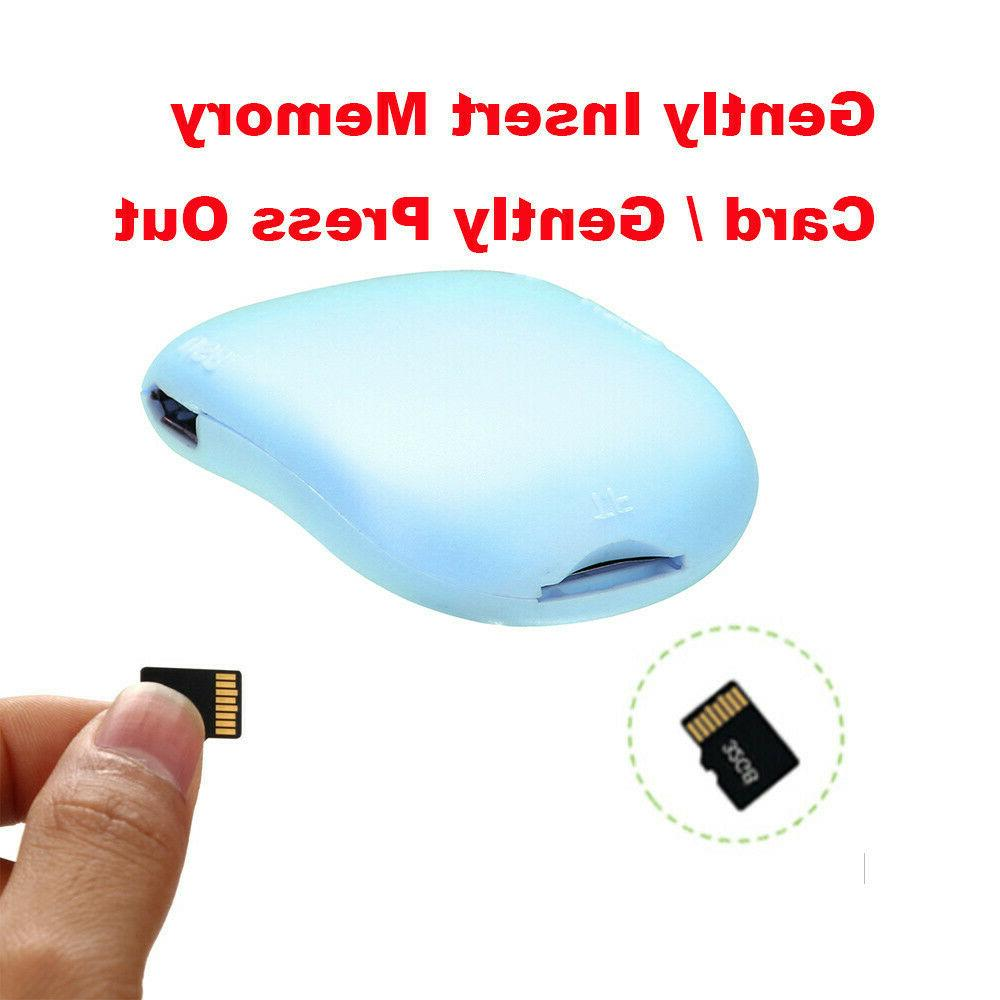 Mp3 Player USB Clip Screen Support Micro TF