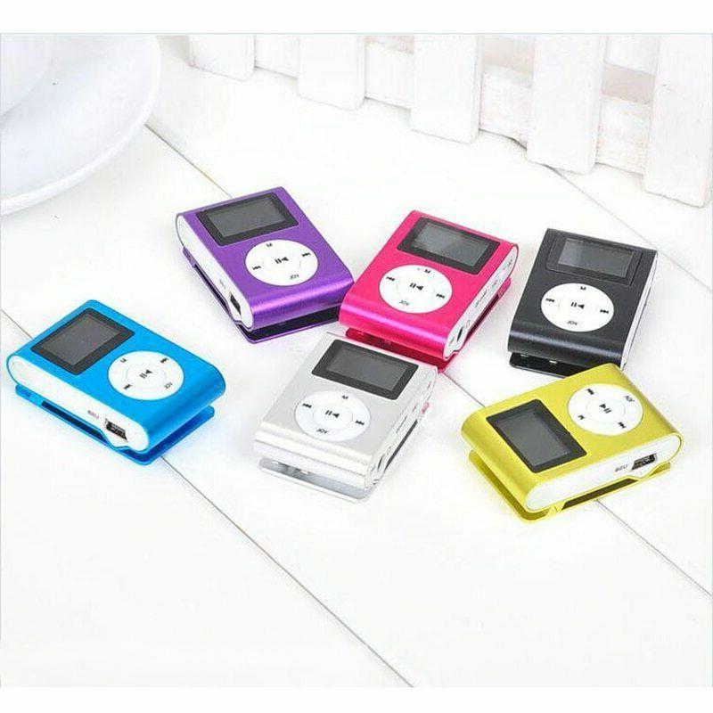 mp3 player usb mini clip mp3 player