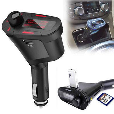 MP3 Player Transmitter Car Kit & LCD