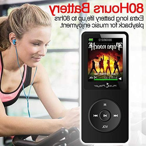 GREATLINK Player with Music Player MP 3 1.8 Screen FM Radio Clock Mini USB
