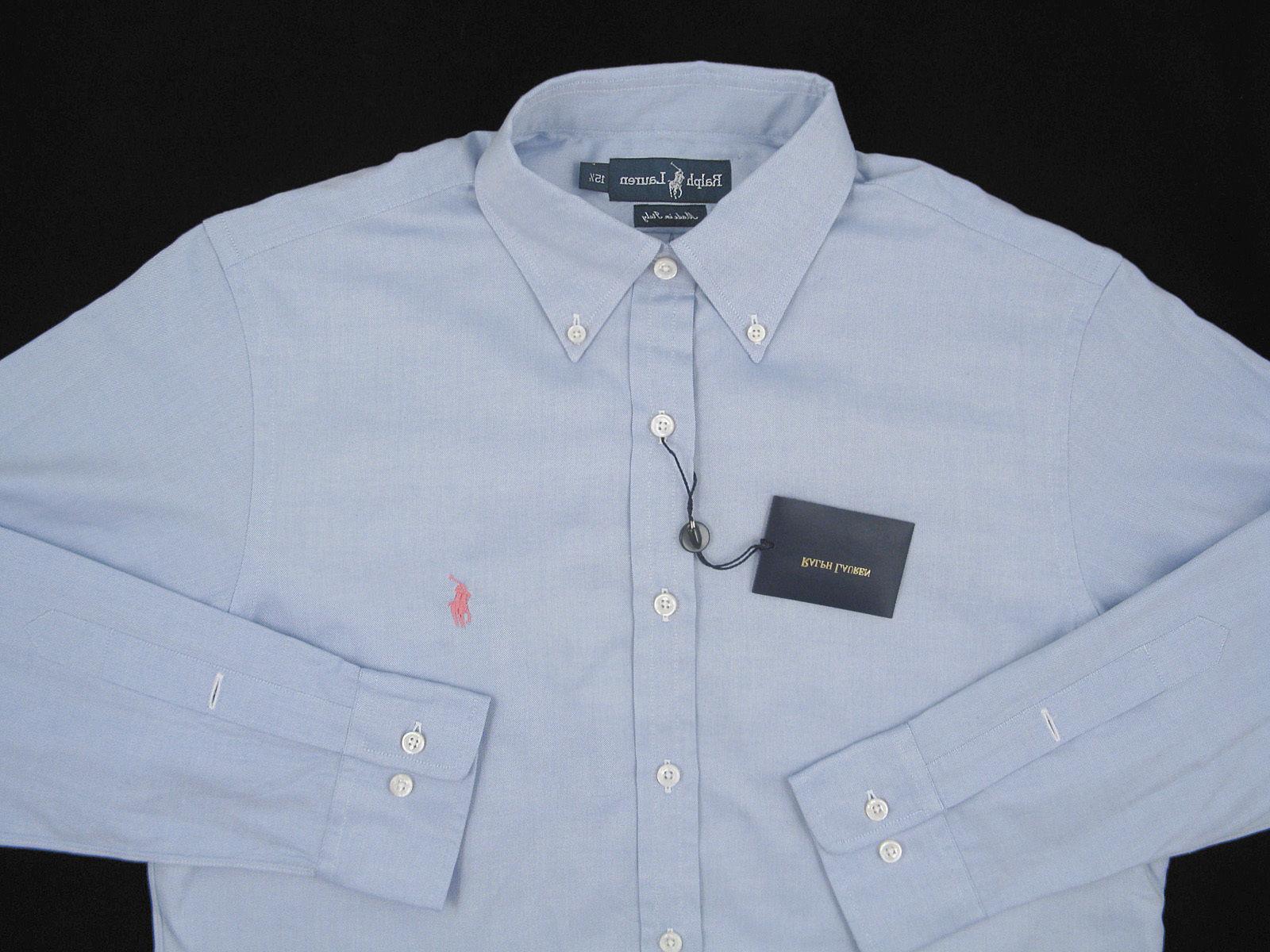 Blue White Oxford*