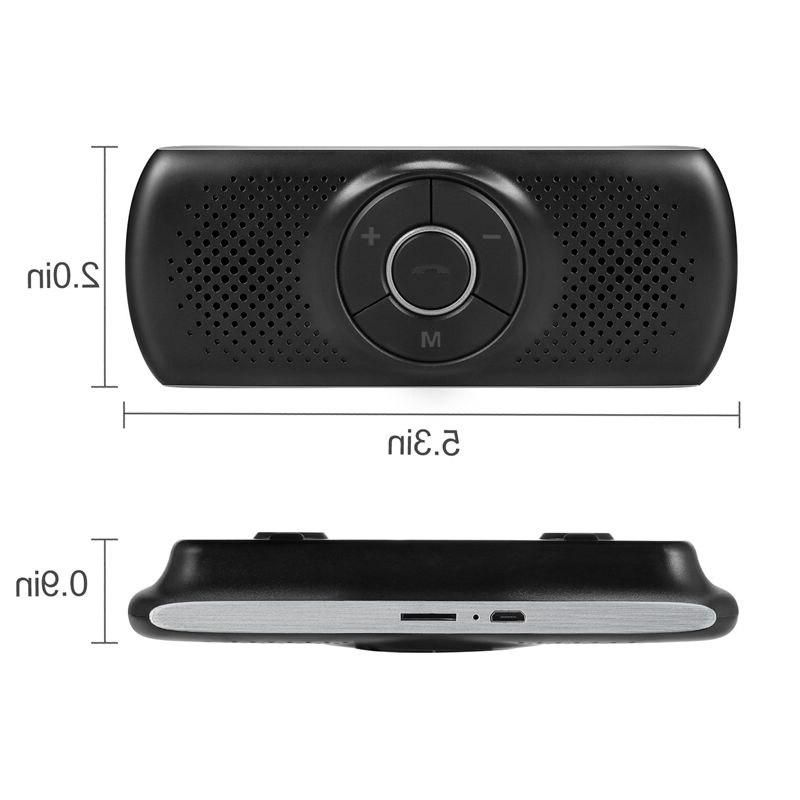 New Bluetooth Speakerphone Bass Car Music <font><b>Receiver</b></font> <font><b>Player</b></font> T826