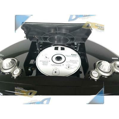 NEW SYLVANIA Player Portable Stereo w/AM/FM Radio/Aux-input