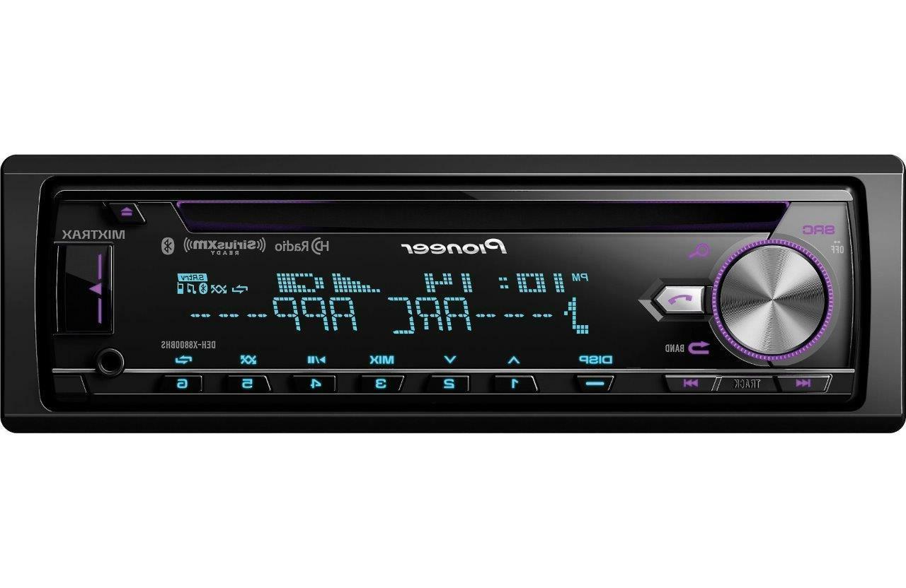 new deh x8800bhs cd mp3 usb player