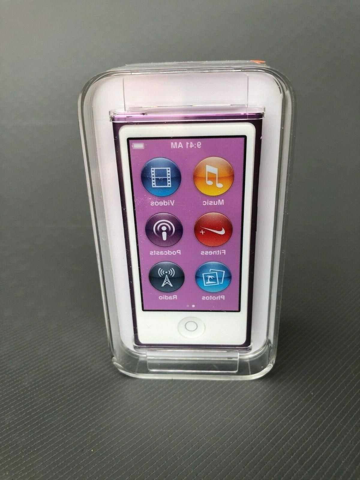 new ipod nano new 7th generation 16gb