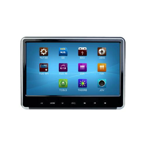 PAIR Autotain 11.6 Headrest Monitor DVD +1080P
