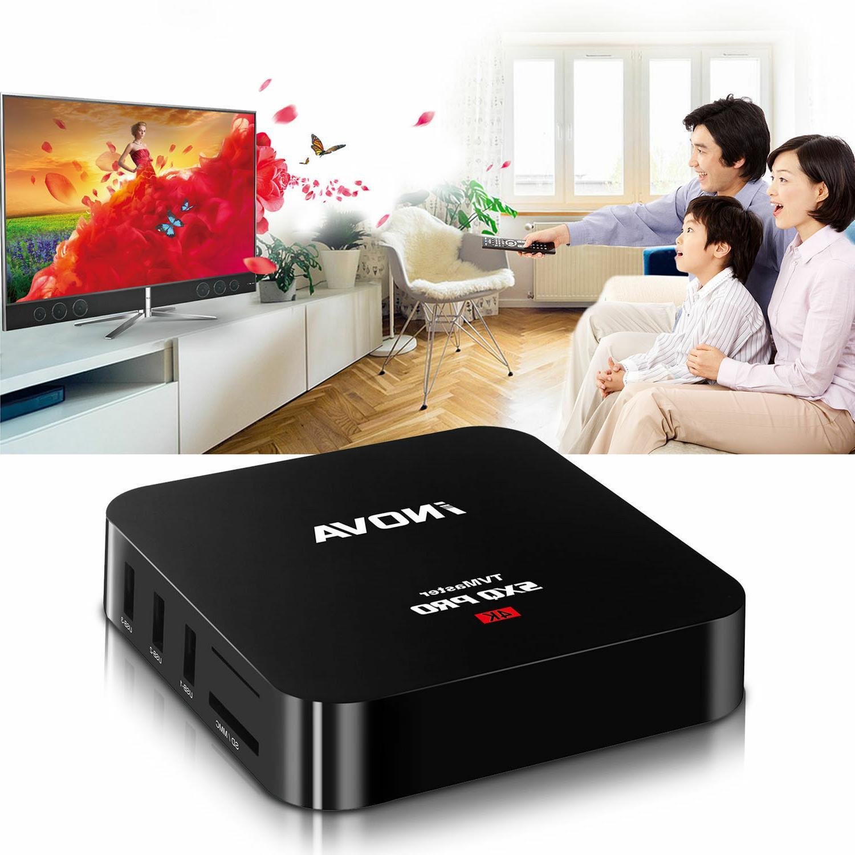 New Smart Box Android HDMI Media + Mini