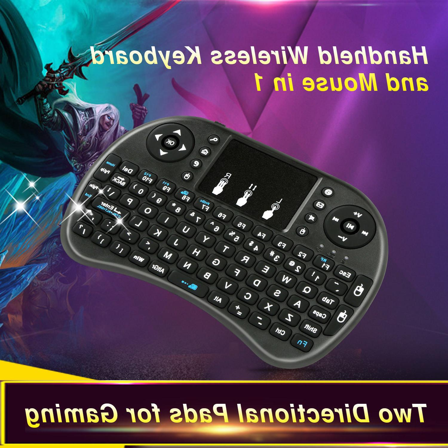 New Smart TV Android HDMI Player + Keyboard