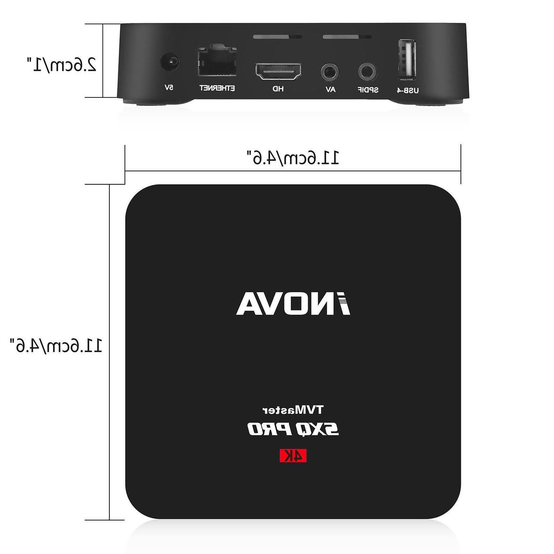 New Smart Android 7.1 HDMI HD Media Player + Mini
