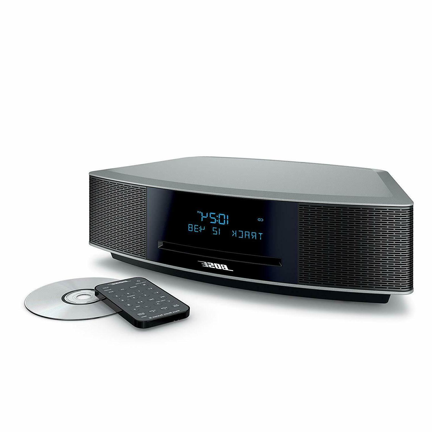 new wave music system iv with remote