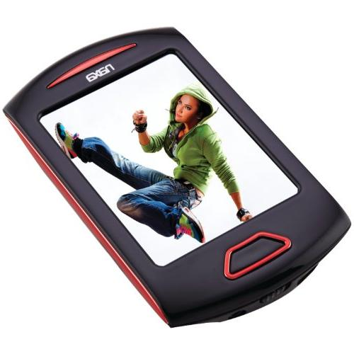 NAXA Electronics NMV-179 Portable Media Player with 2.8-Inch
