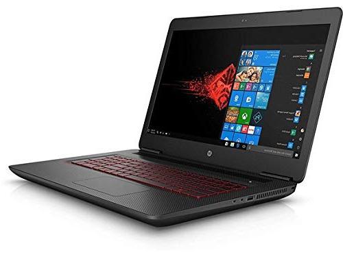 HP Omen Laptop, Full-HD Display, Core i7-7700HQ NVIDIA GTX1070 DDR4, 1TB PCIe, Win10H
