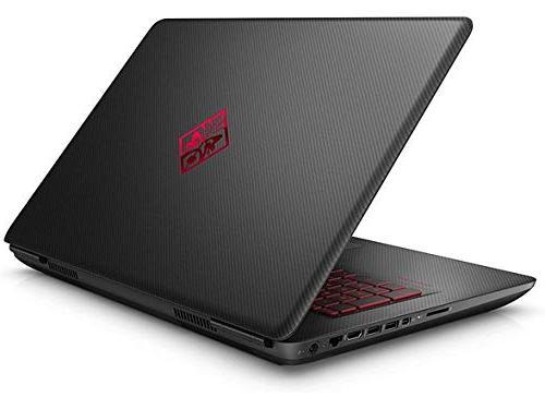 "HP 17.3"" Laptop, Core i7-7700HQ GTX1070 16GB 1TB PCIe,"
