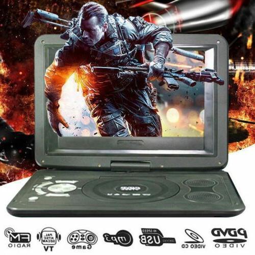 "13.9"" DVD Player HD CD TV Player 270° LCD Reader Player"