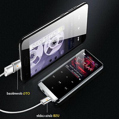 32GB Bluetooth Screen MP3 Recorder