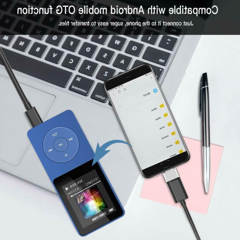 Portable 8GB AVI MP3 Player Hours