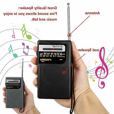 Portable w/Pointer Receiver MP3 Player Battery