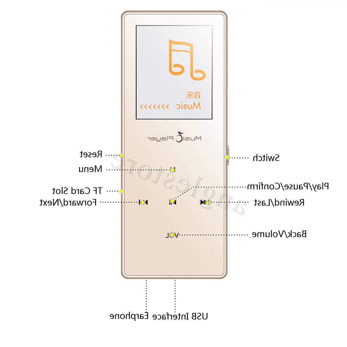 Portable Music MP3/MP4