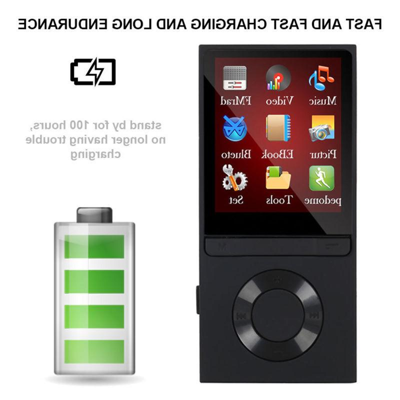 Portable Player Lossless Support 128GB