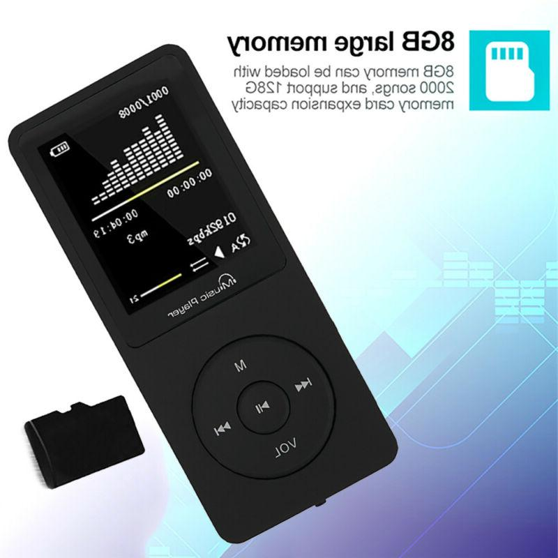 Portable MP3 Player Sound Player