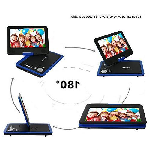 DVD/CD/MP 5 Hour Battery, USB/SD Card Your Trust