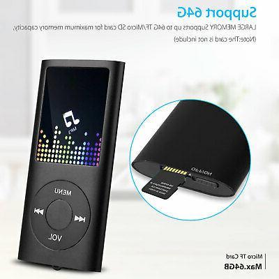 Portable Player FM Recorder +
