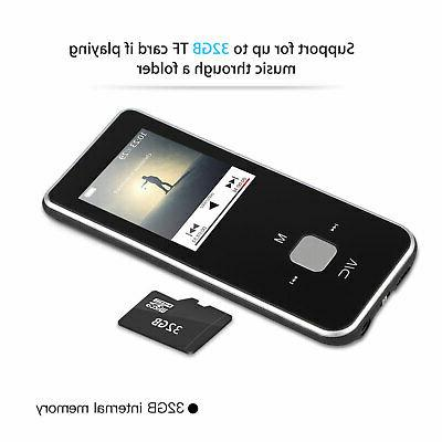 32GB Music Player Recorder FM Card