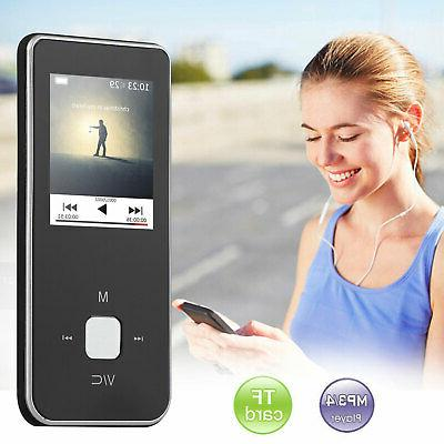 Portable MP3 Player Lossless Sound Recorder to